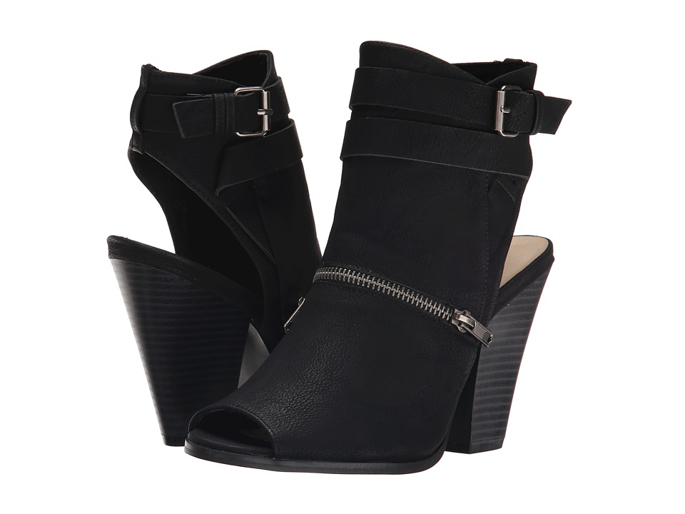 C Label Alamo-3 (Black) High Heels