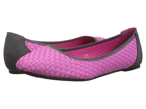 C Label - Cosy-5 (Pink) Women's Flat Shoes