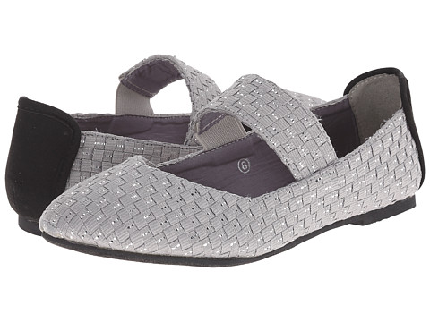 C Label - Cosy-6A (Grey) Women's Maryjane Shoes