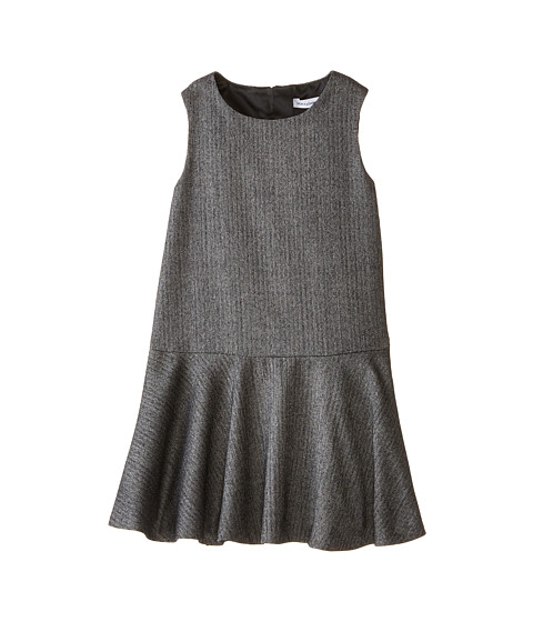 Dolce & Gabbana - City Flared Dress (Infant) (Grey) Women's Dress