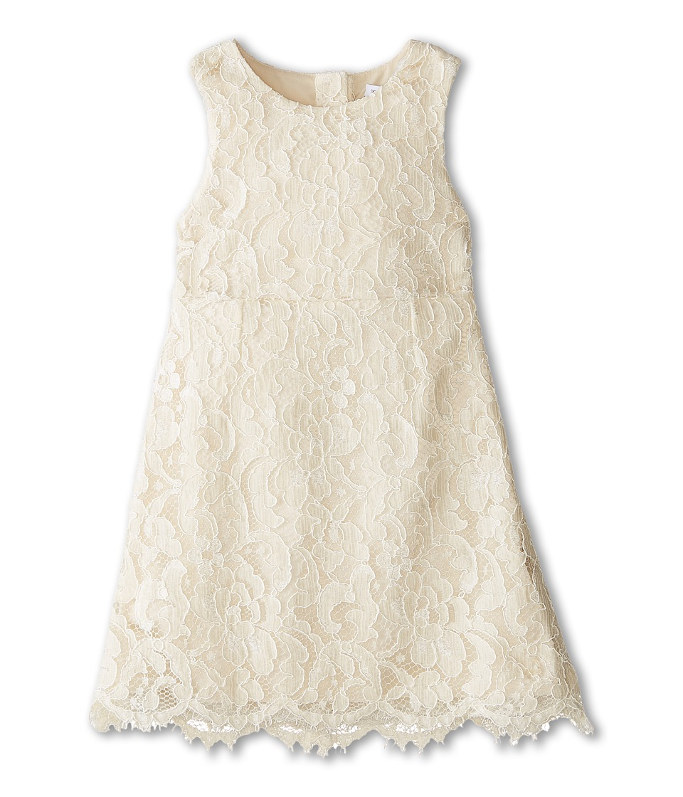 Dolce & Gabbana Kids City Lace Dress