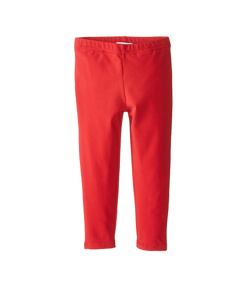 Dolce & Gabbana - Ceremony Solid Leggings (Infant) (Bright Red) Women's Casual Pants
