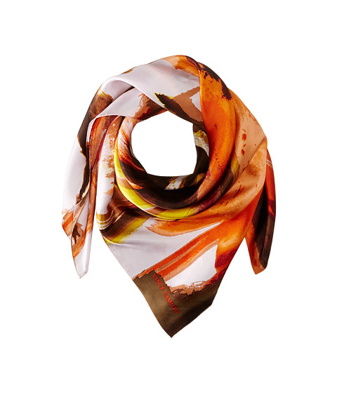 Vince Camuto - Forest Spirit (Marmalade) Scarves