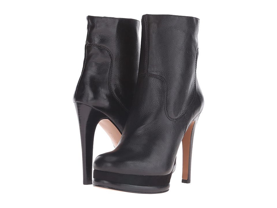 Nine West - Addlana (Black Leather 2) Women