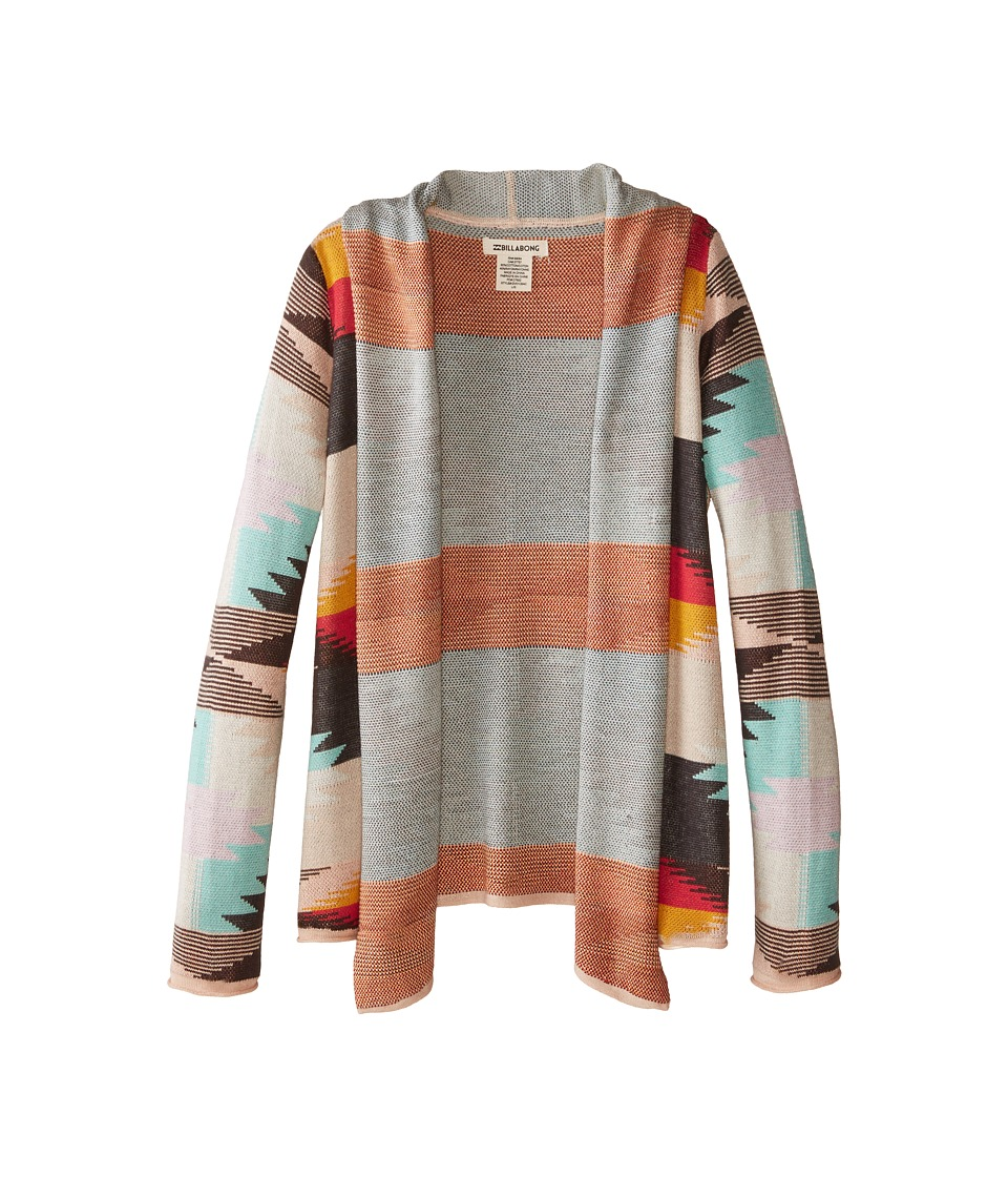 Billabong Kids - Back In The Middle Sweater (Little Kids/Big Kids) (Multi) Girl