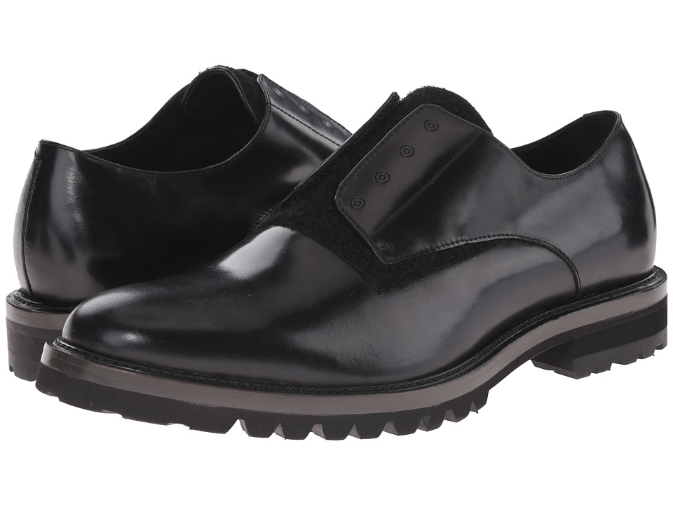 Kenneth Cole New York - Chill Out (Black) Men's Slip on Shoes