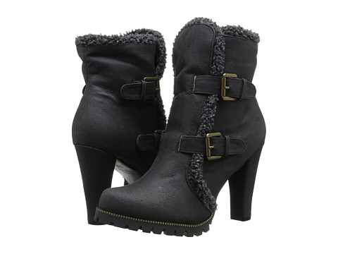 C Label - Binky-4 (Black) Women