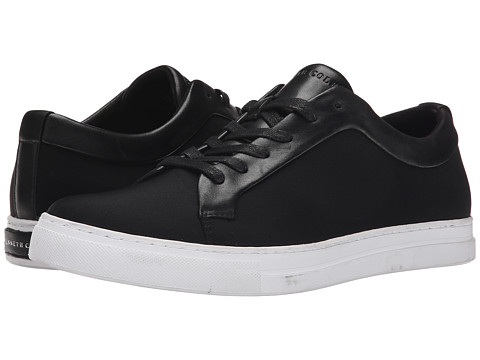 Kenneth Cole New York - Double Knot (Black) Men's Lace up casual Shoes