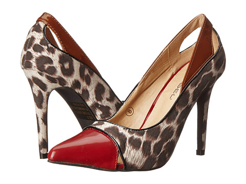 C Label - Liberty-15 (Red) High Heels