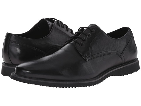 Kenneth Cole New York - Inter-Grade (Black) Men's Lace up casual Shoes
