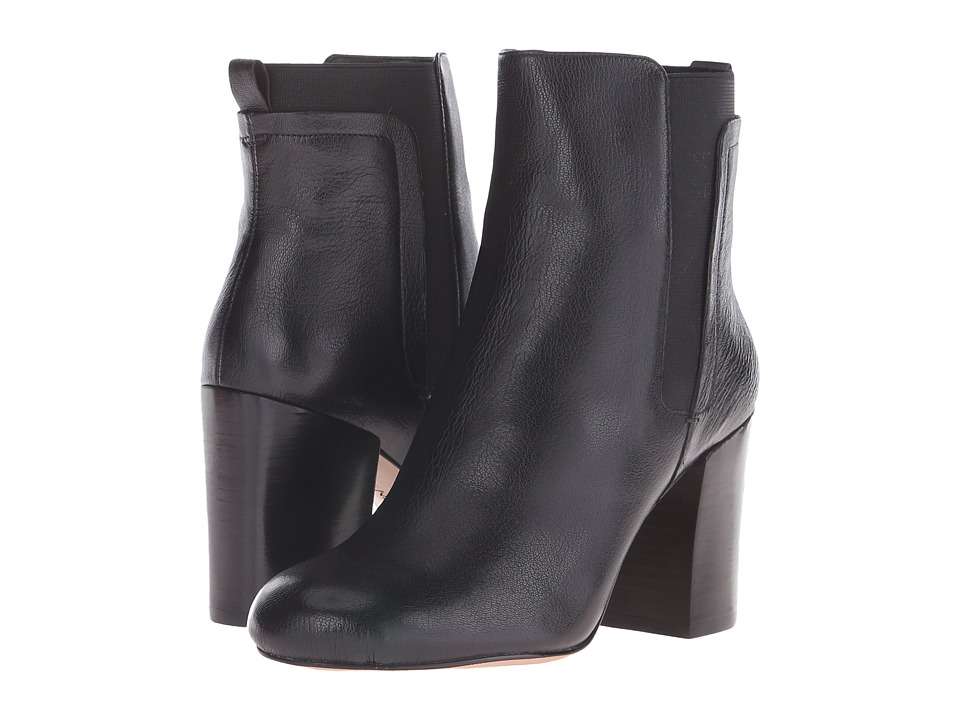 Nine West Saga (Black Leather) Women