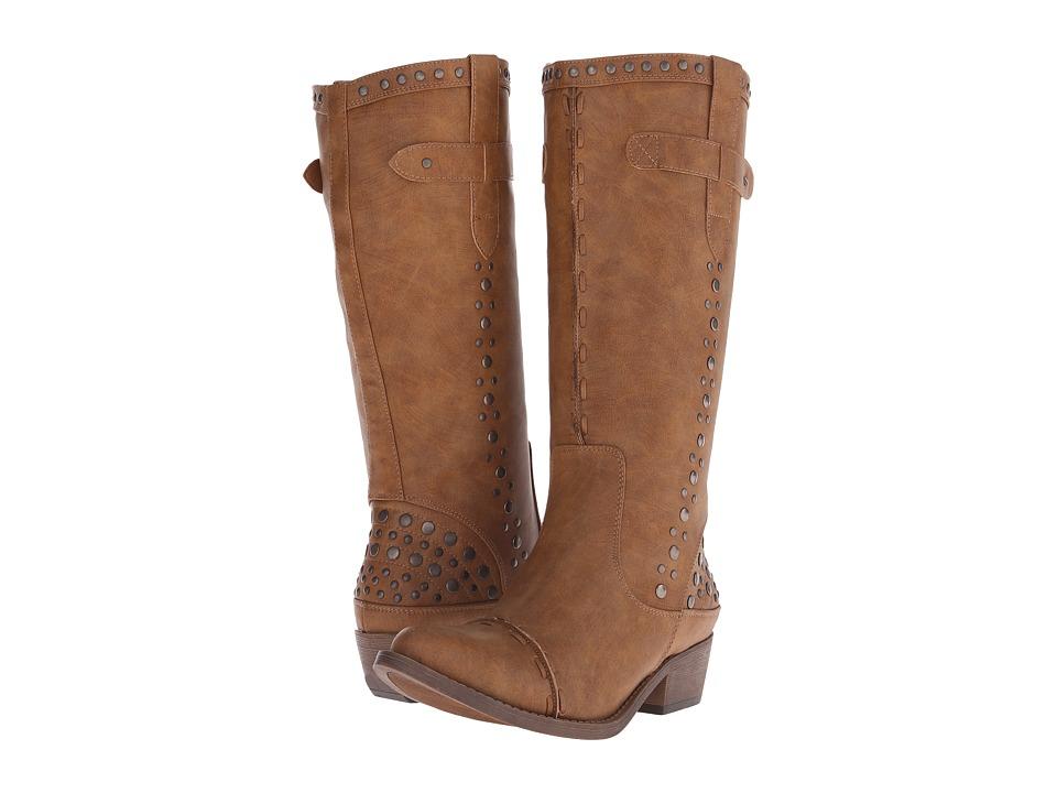 C Label - Topaz-2 (Tan) Women's Boots