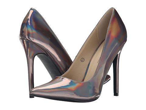 C Label - Dayna-7 (Bronze Multi) High Heels