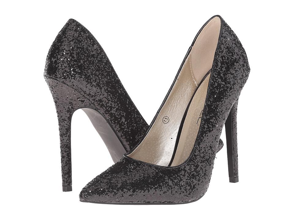 C Label - Dayna-8 (Black) High Heels