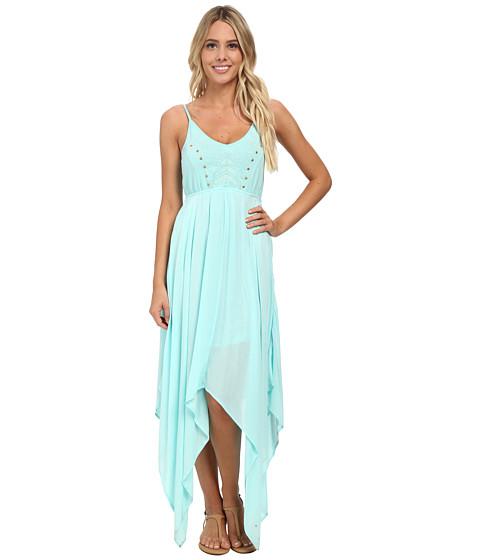 Volcom - Best Fest Dress (Coastal Blue) Women