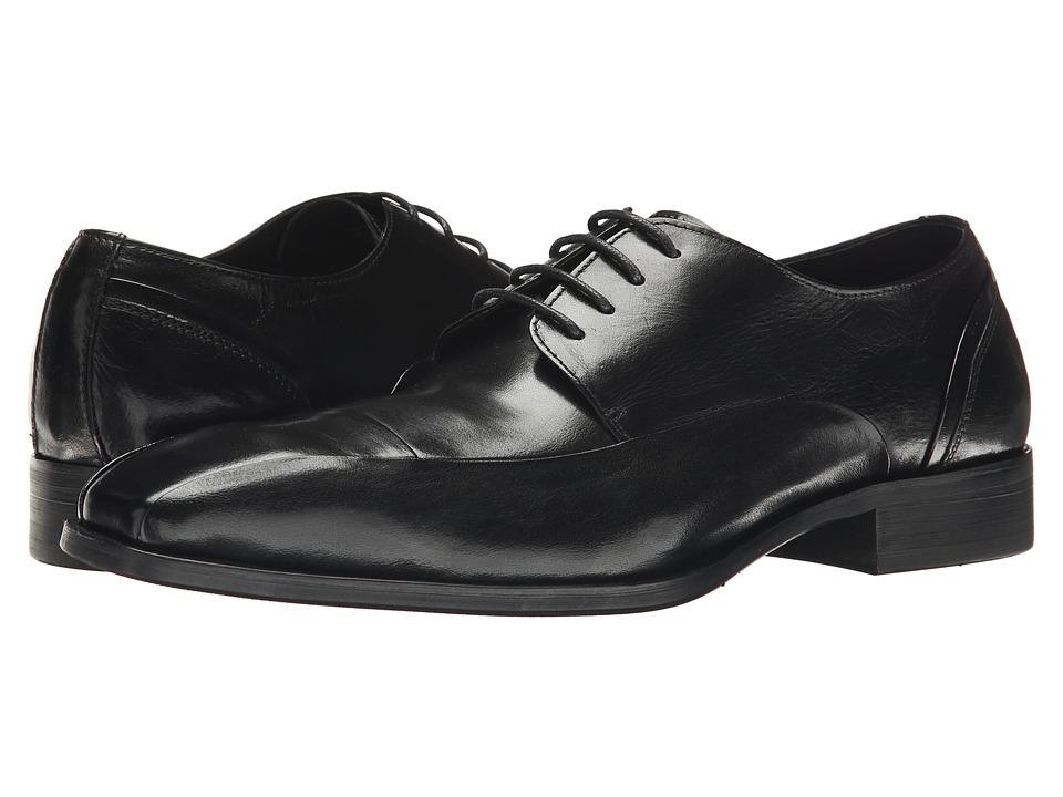 Kenneth Cole New York - Sur-Plus (Black) Men's Lace up casual Shoes