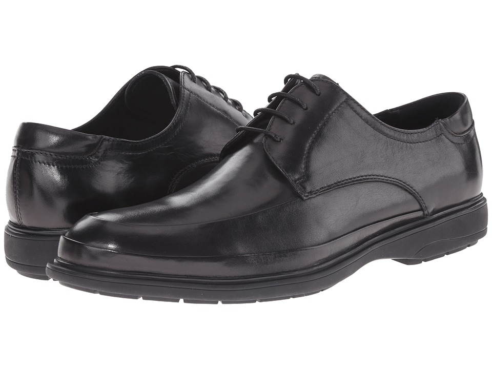 Kenneth Cole New York - Mid-town (Black) Men's Lace up casual Shoes