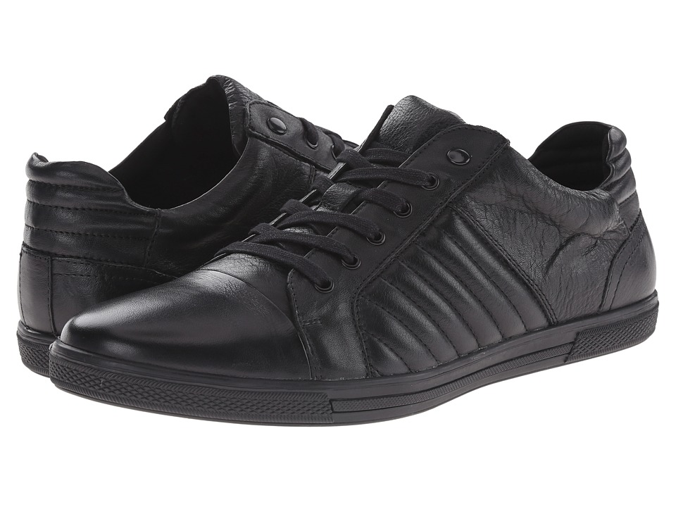 Kenneth Cole New York - Snap Down (Black) Men's Lace up casual Shoes