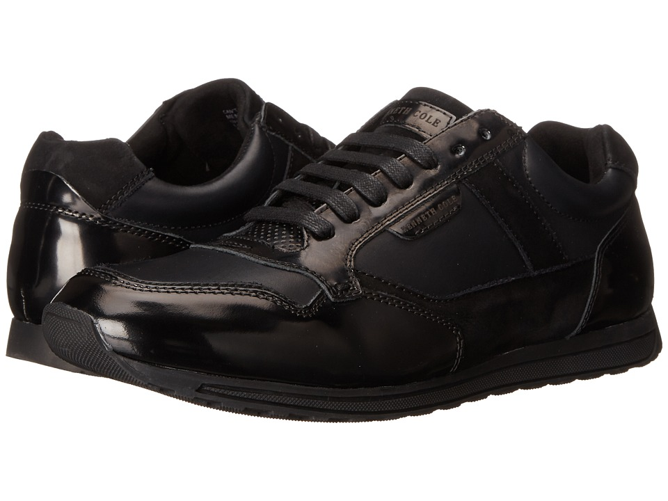 Kenneth Cole New York - Can't Miss It (Black) Men's Lace up casual Shoes
