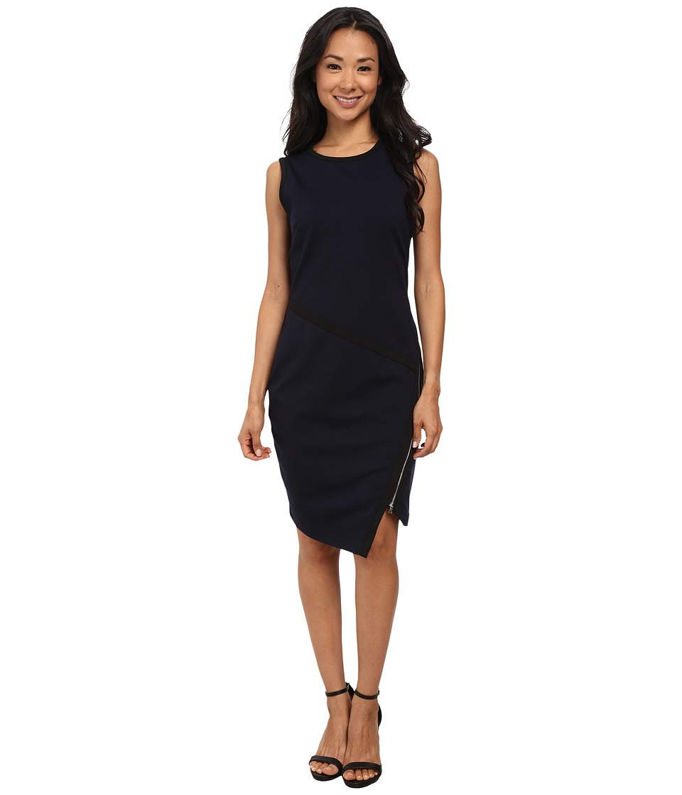 rsvp Eva Sleeveless with Piping (Deep Royal) Women