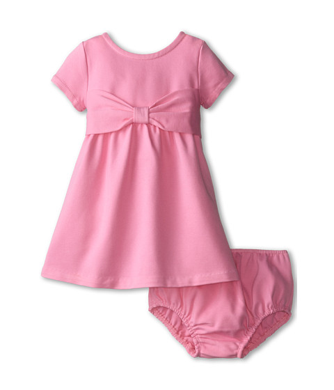 Kate Spade New York Kids - Kammy Dress (Infant) (Cotton Candy) Girl