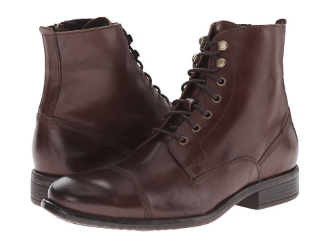 Kenneth Cole New York - Smash Bash (Brown) Men's Lace-up Boots