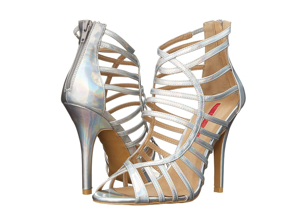 C Label Milan-20 (Silver) High Heels