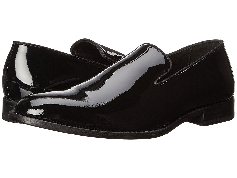Kenneth Cole New York - Rack-ET Ball (Black) Men's Slip on Shoes