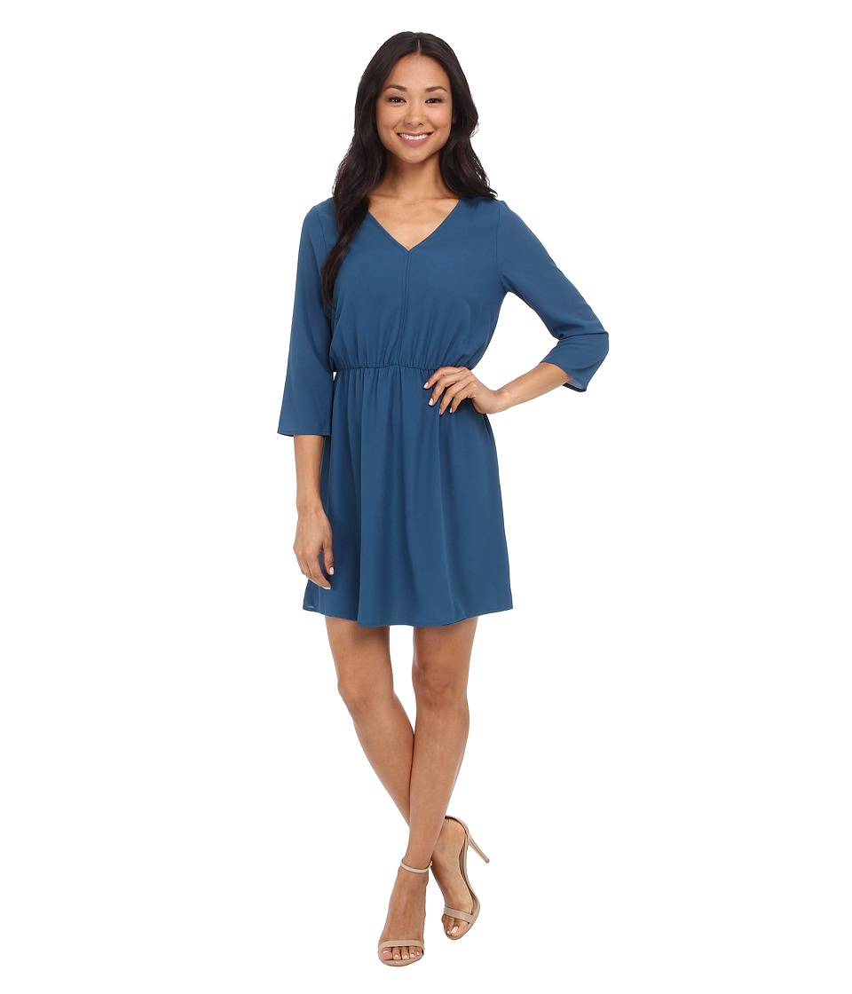 Brigitte Bailey Monica Dress (Peacock) Women's Dress