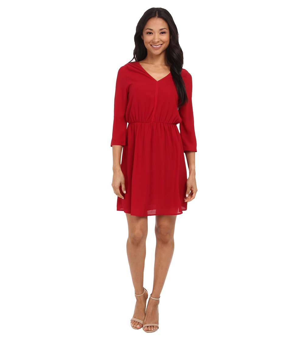 Brigitte Bailey Monica Dress (Cherry) Women's Dress
