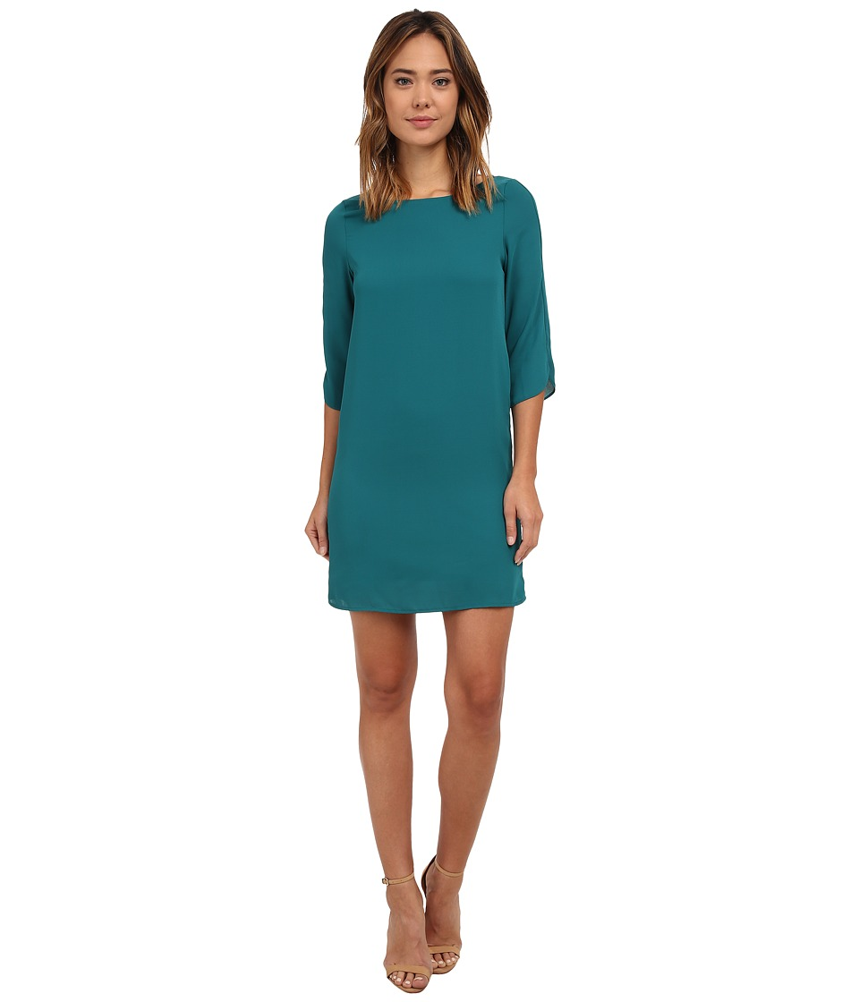Brigitte Bailey - Hailey Dress (Emerald Green) Women's Dress