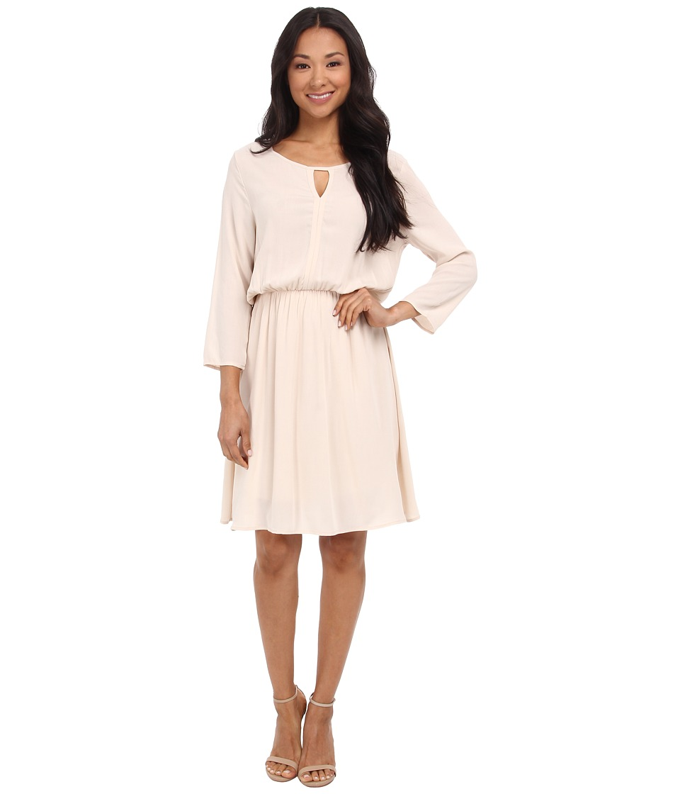 Brigitte Bailey Camille Dress (Natural) Women's Dress