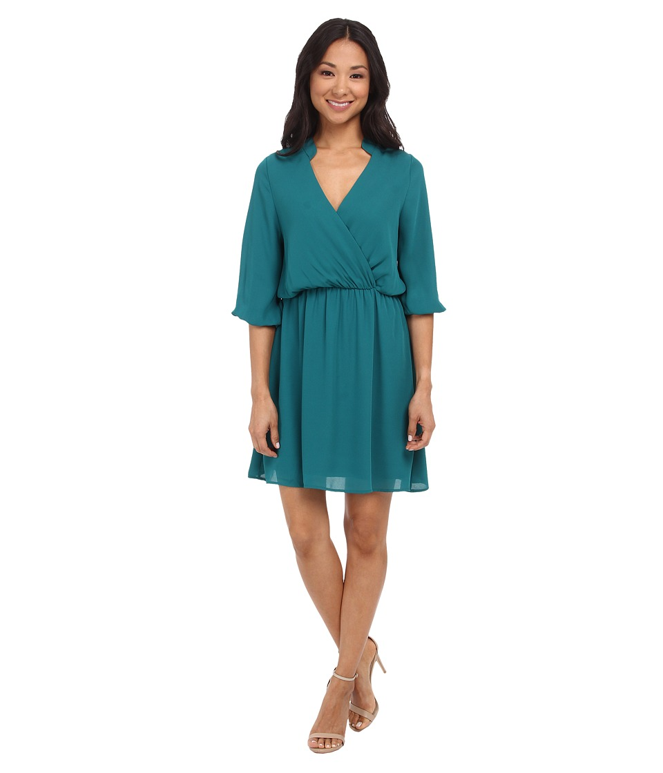 Brigitte Bailey - Heather Dress (Emerald Green) Women's Dress