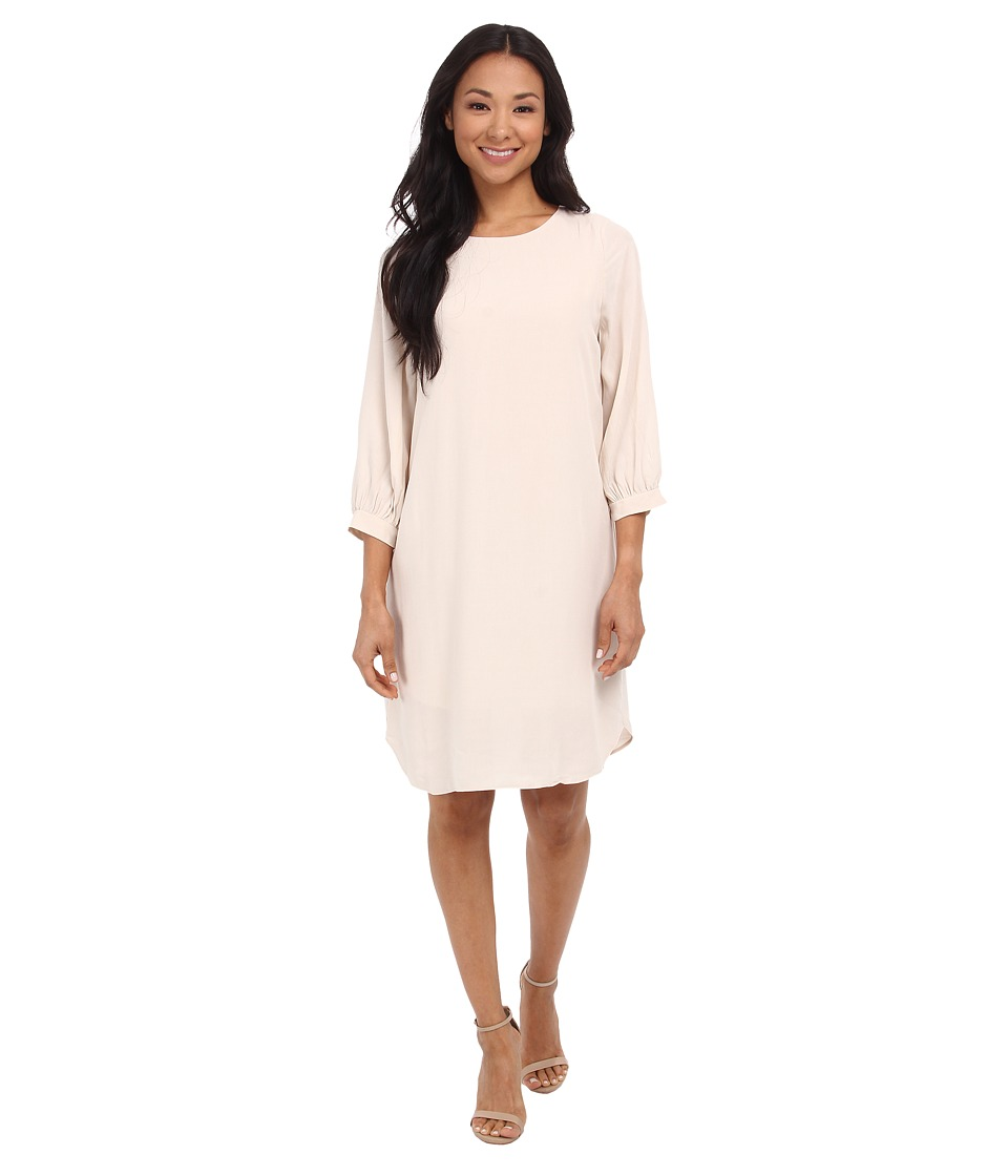 Brigitte Bailey - Particia Dress (Natural) Women's Dress