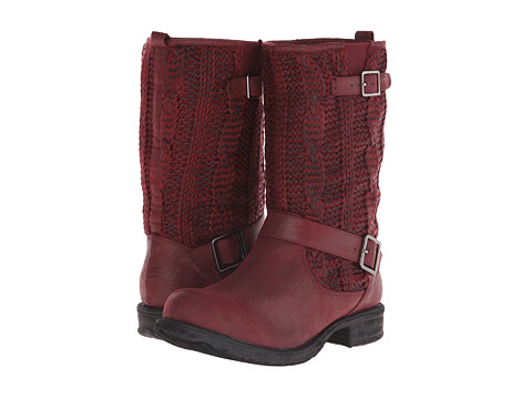 C Label - Romo-11 (Burgundy) Women