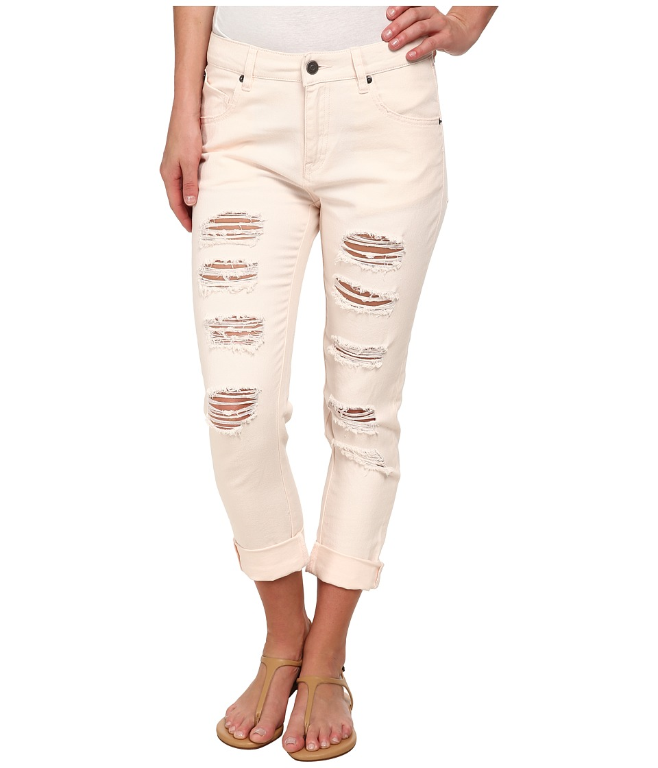 Volcom - Stoned Slim Slouch Jean (Barely Pink) Women's Jeans