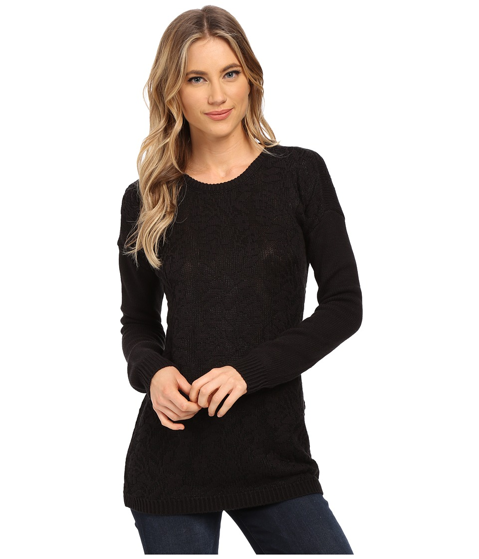 RVCA - Krystalized Sweater (Black) Women's Sweater