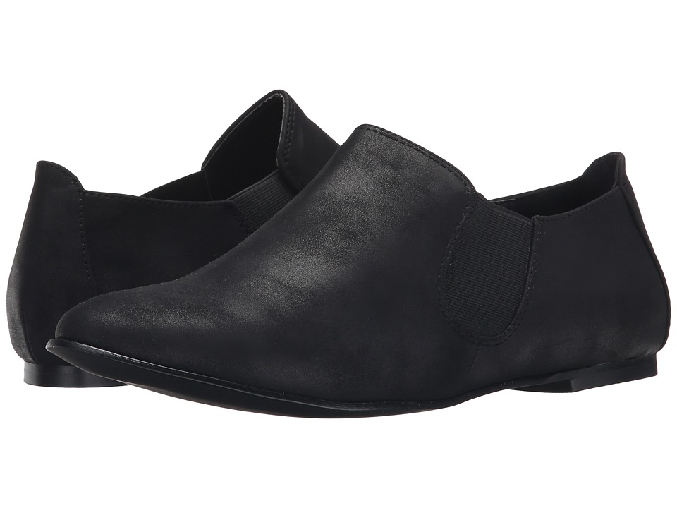 C Label - Sophie-10 (Black) Women's Slip on Shoes
