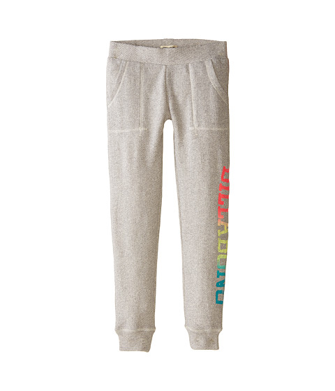 Billabong Kids - Shake It Off Pants (Little Kids/Big Kids) (Dark Athletic Grey) Girl's Casual Pants