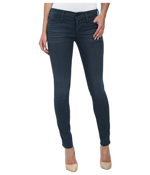 True Religion - Chrissy Mid Rise Super Skinny Jeans in Rover Drift (Rover Drift) Women's Jeans