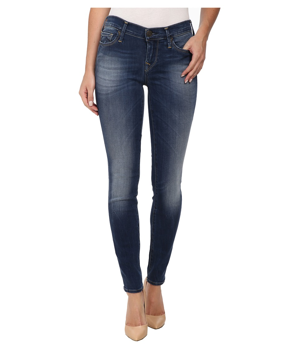True Religion - Abbey High Rise Super Skinny Jeans in Medium Blue (Medium Blue) Women's Jeans