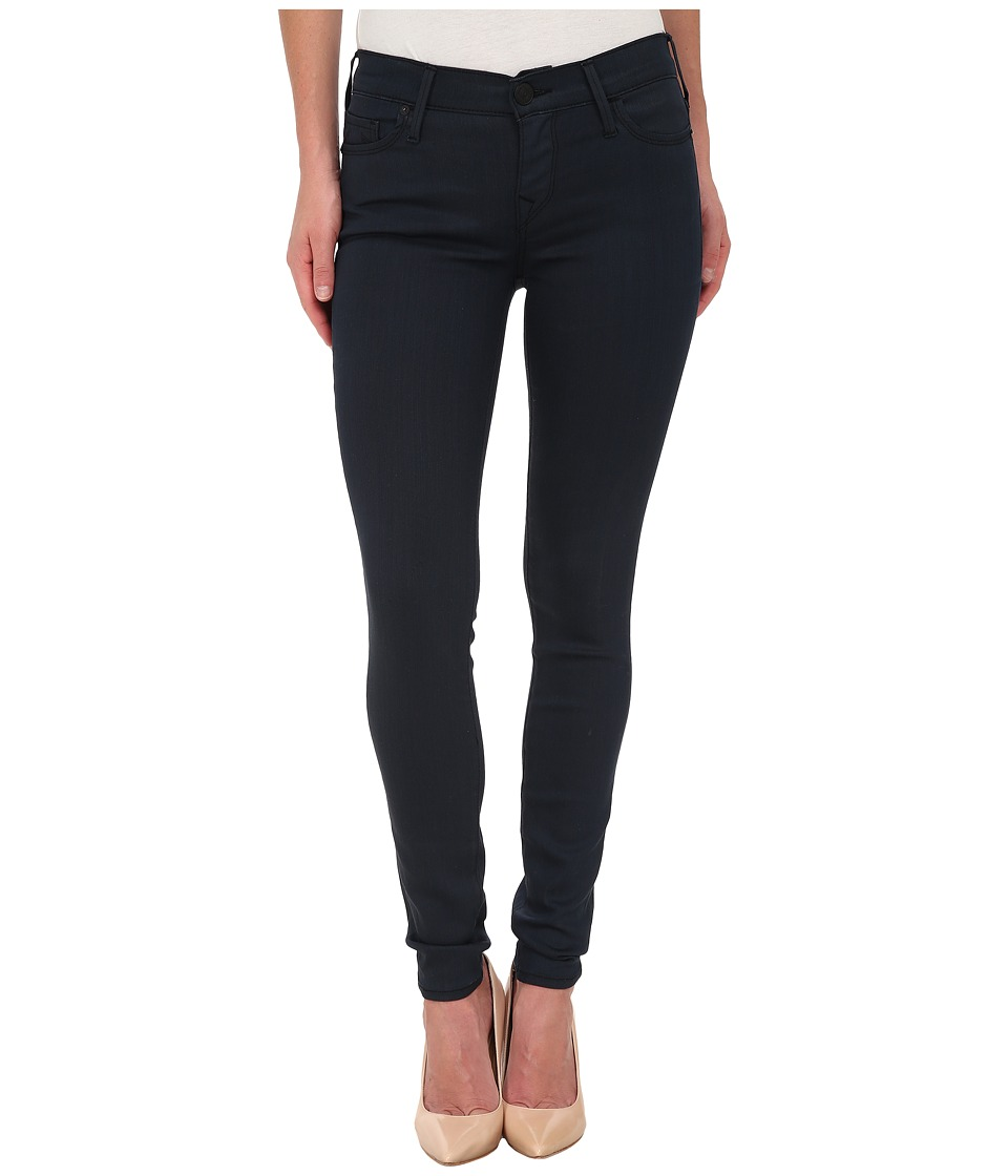 True Religion - Abbey High Rise Super Skinny Jeans in Zen Drift Blue (Zen Drift Blue) Women's Jeans