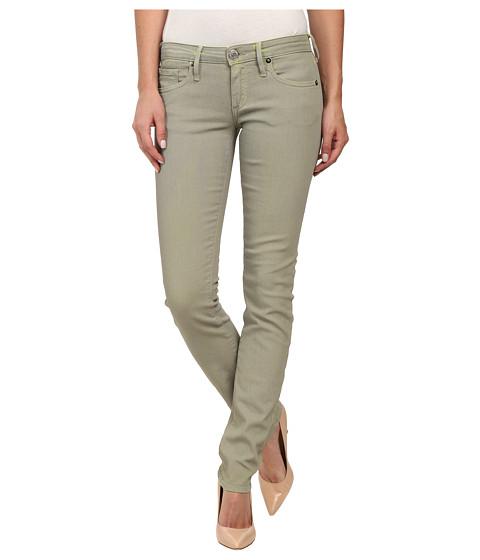 True Religion - Jude Skinny Jeans in Light Sage (Light Sage) Women's Jeans