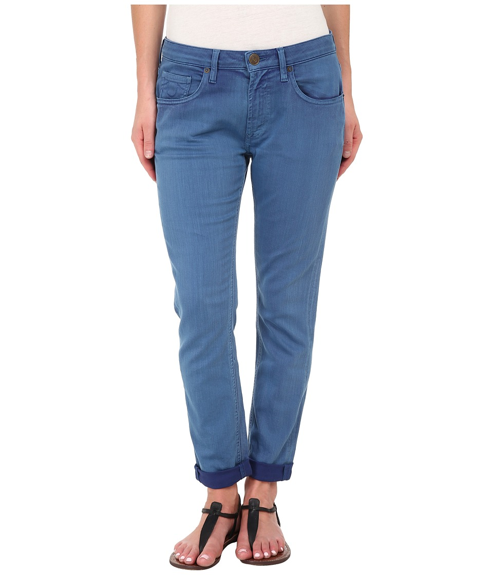 True Religion - Grace New Boyfriend Jeans in Blue (Blue) Women