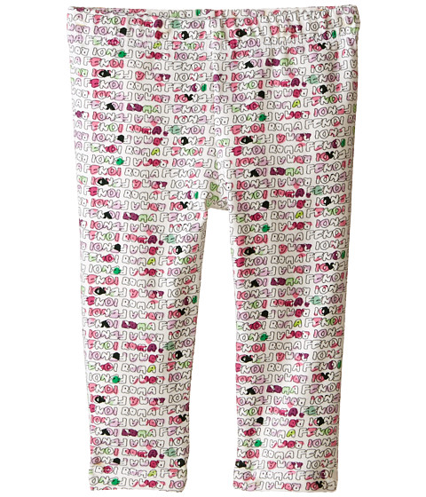 Fendi Kids - Printed Leggings (Infant) (Multi) Girl