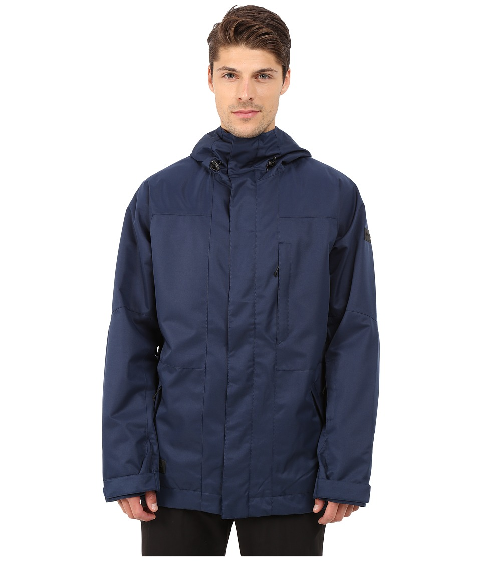 Dakine - Incline Snow Jacket (Midnight) Men's Coat