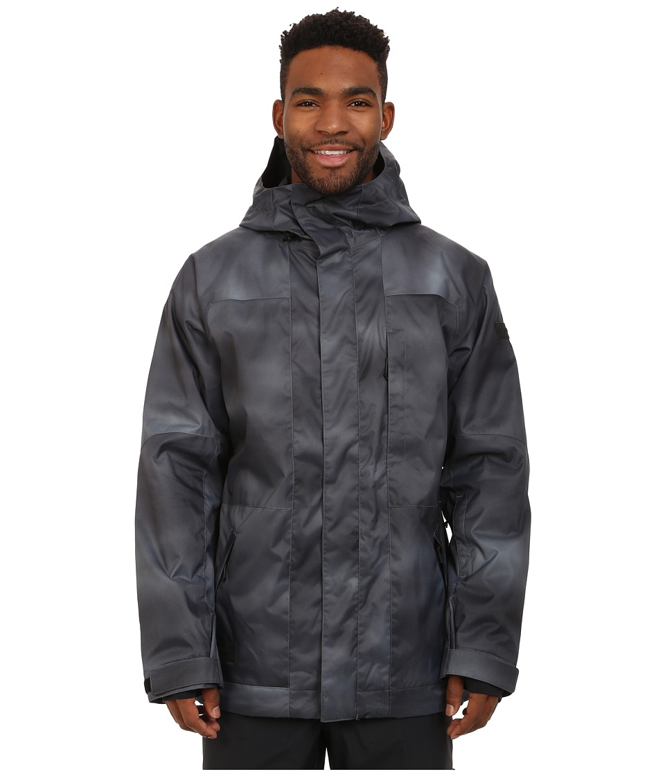 Dakine - Incline Snow Jacket (Smoke/Black) Men