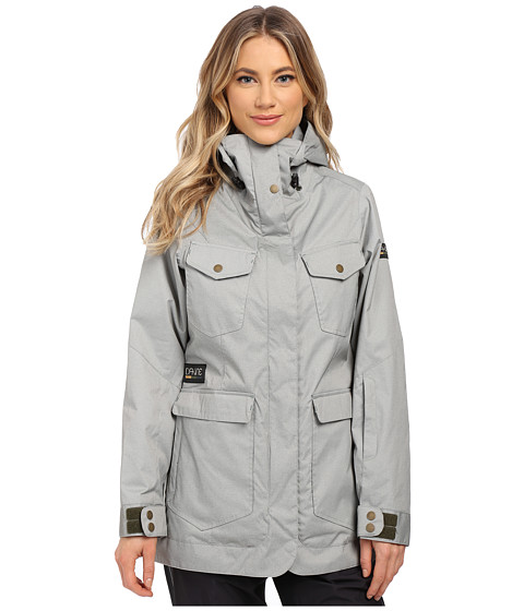Dakine - Canyons Snow Jacket (Jungle) Women's Coat