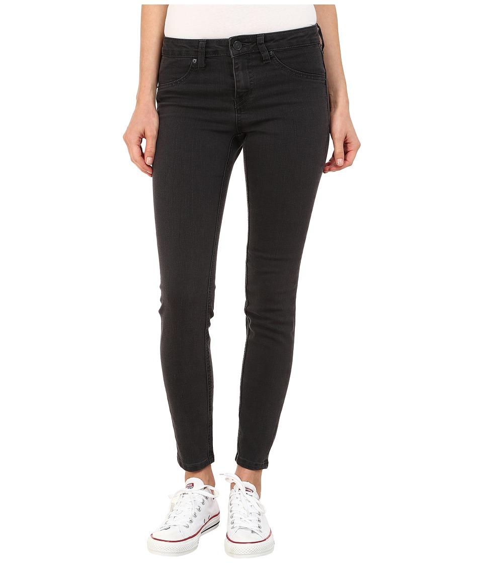 Volcom - Liberator Legging (Vintage Black) Women's Jeans