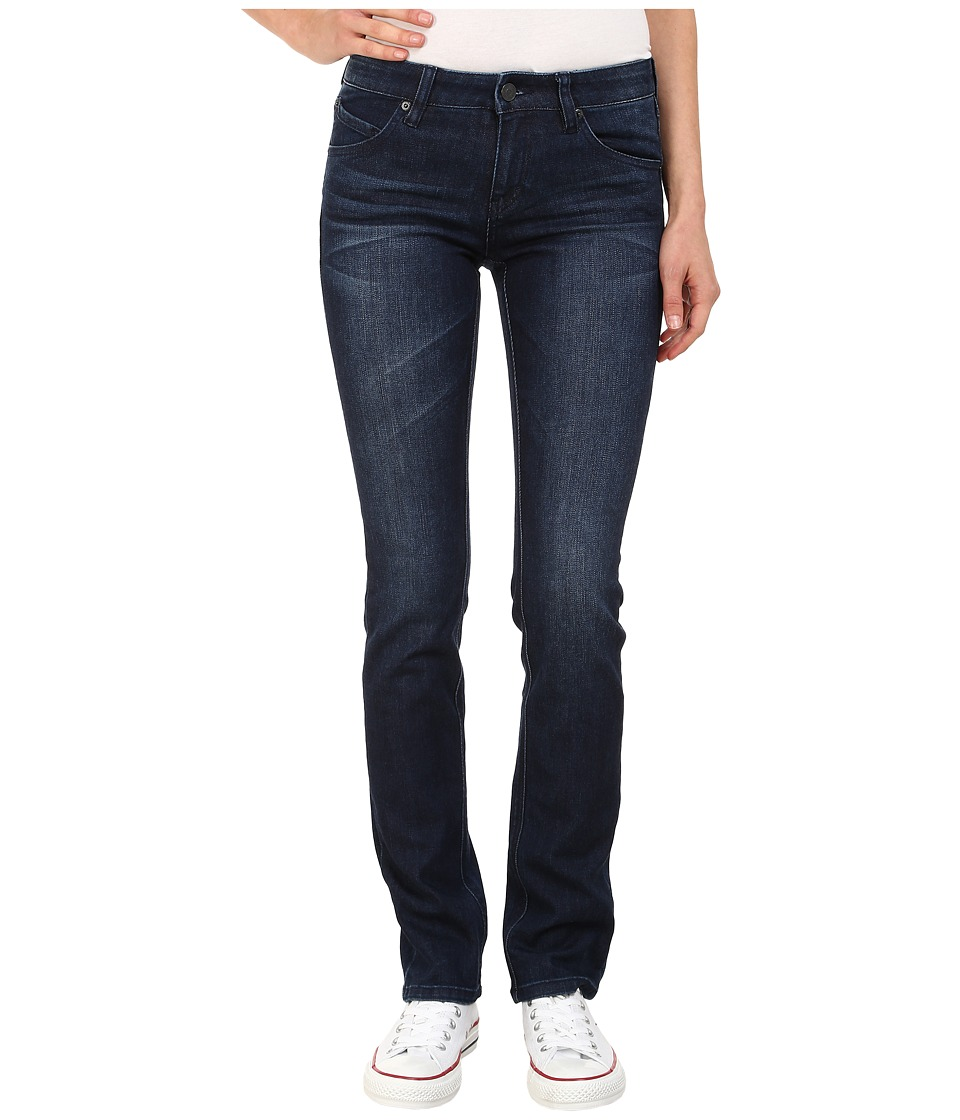 Volcom - 1991 Straight Jeans (Double Down Indigo) Women's Jeans